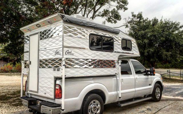 Retreat. Capri Camper   World s Best Truck Camper
