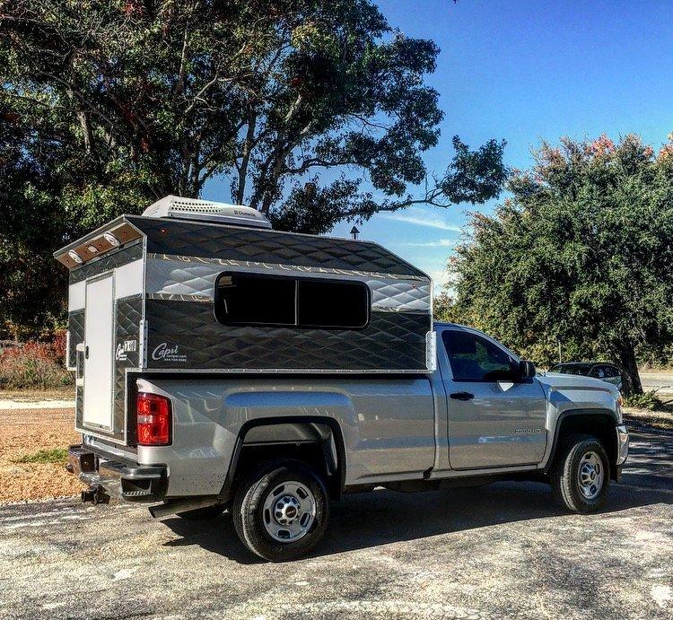 Cowboy Capri Camper