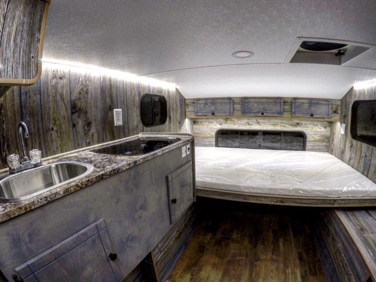 Truck Bed Camper Capri