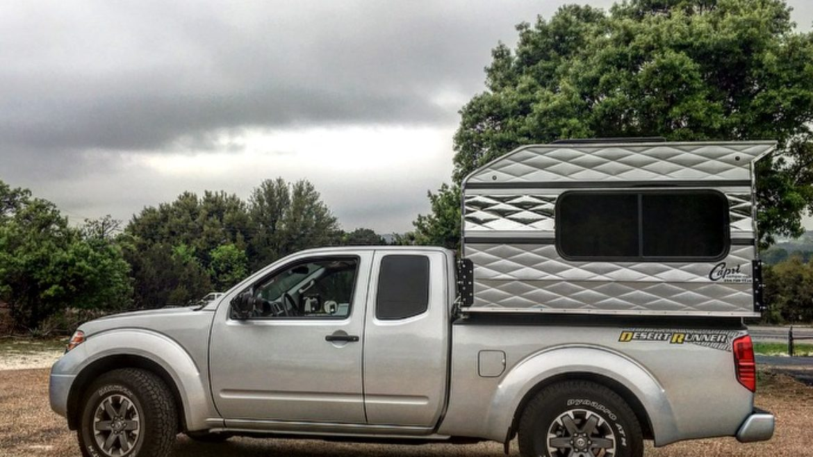 How To Build Truck Bed Camper