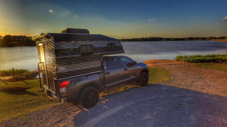 capri camper world s best truck camper affordable