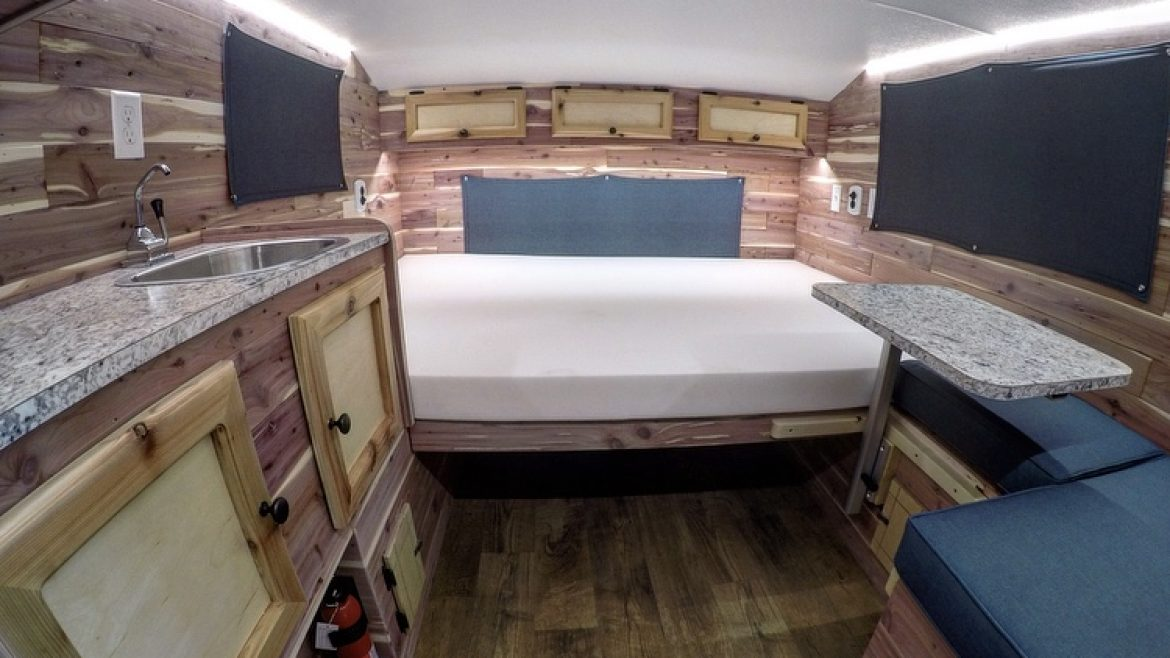 Capri Camper | World's Best Truck Camper on